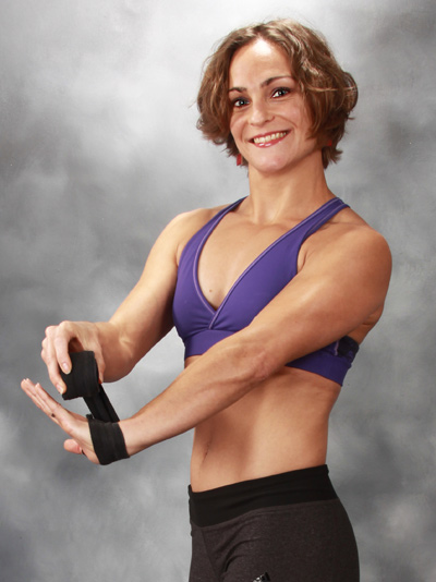 Figure for Exercise's Ruth Lukowski